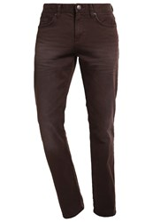 S.Oliver Regular Straight Leg Jeans Cool Brown
