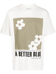 Closed Better Blue T Shirt 60