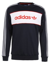 Adidas Originals Block Long Sleeved Top Legink Royal Blue