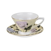 Ted Baker Rosie Lee Teacup And Saucer Lemon