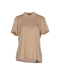 Ralph Lauren Black Label Polo Shirts Beige