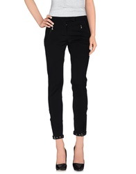 Uniqueness Casual Pants Black