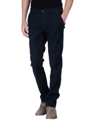 Seal Kay Independent Casual Pants Dark Blue