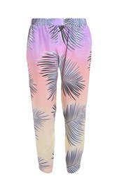 Paul And Joe Palm Trousers Pink