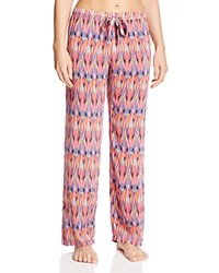Pj Salvage Challe Ikat Drawstring Pants Multi