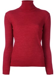 Golden Goose Deluxe Brand 'Dahlia' Jumper Red