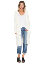 Suss Ainsley Oversized Cardigan Ivory