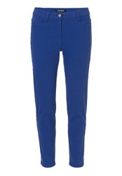 Betty Barclay Cropped Sally Jeans Electric Blue