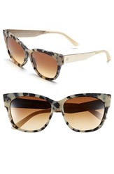 Electric Eyewear Women's Electric 'Danger Cat Lx' 59Mm Cat Eye Sunglasses Matte Nude Tort Bronze