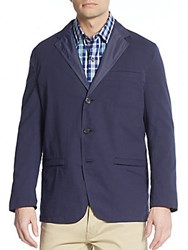 Vince Camuto Reversible Blazer Peacoat