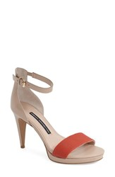 Women's French Connection 'Nata' Sandal 3 3 4' Heel