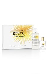 Philosophy 'Pure Grace Summer' Set Limited Edition No Color