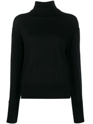 Burberry Ribbed Roll Neck Jumper 60