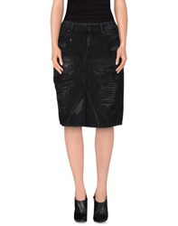Maison Scotch Denim Denim Skirts Women