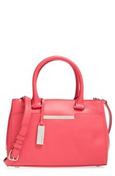 Halogen 'Westlake' Satchel Red Red Chateaux
