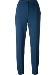 Dolce And Gabbana Skinny Trousers Blue