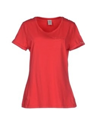 Murphy And Nye T Shirts Red