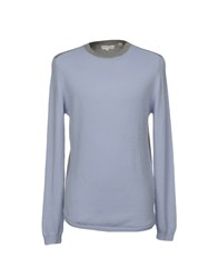 Chinti And Parker Sweaters Sky Blue