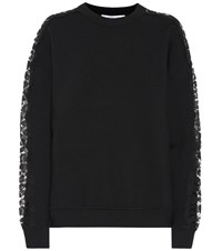 Givenchy Wool Blend Sweater Blue