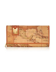 Alviero Martini 1A Classe Wallets Large Women's Medium Id Flap Wallet