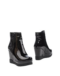 Laura Biagiotti Ankle Boots Black