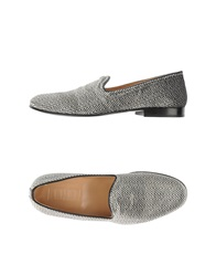 Never Ever Moccasins Light Grey
