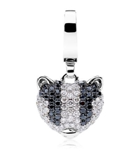 Theo Fennell Woodland Badger Charm
