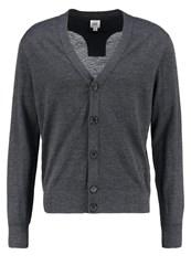 Gap Cardigan Charcoal Grey Anthracite
