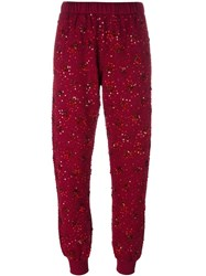 Ashish Sequined Tapered Trousers