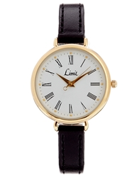 Limit Clean Roman Face Black Watch