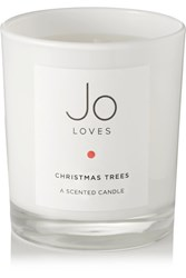 Jo Loves Christmas Tree Scented Candle Colorless