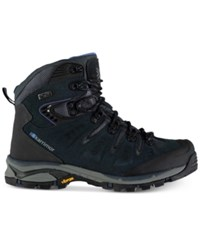 Karrimor Leopard Waterproof Mid Hiking Boots From Eastern Mountain Sports Navy