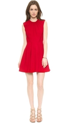 Elle Sasson Isabel Dress Red