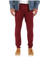 Publish Legacy Jogger Pant Maroon Men's Casual Pants Red