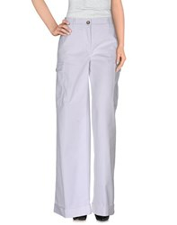 Escada Trousers Casual Trousers Women White