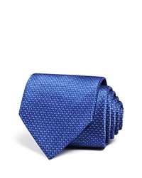 Bloomingdale's The Men's Store At Circle Link Solid Classic Tie Navy