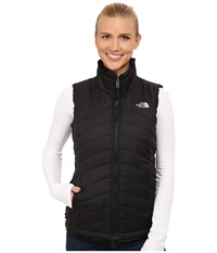 The North Face Mossbud Swirl Reversible Vest Tnf Black Tnf Black Women's Vest