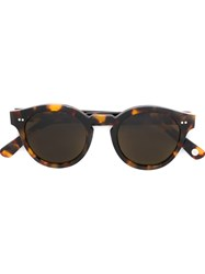 Ahlem Tortoise Sunglasses Brown