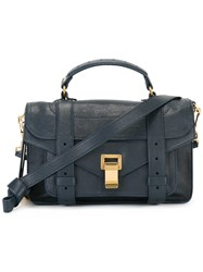Proenza Schouler Ps1 Tiny Blue