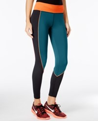 Energie Active Juniors' Colorblocked Leggings Legion Blue