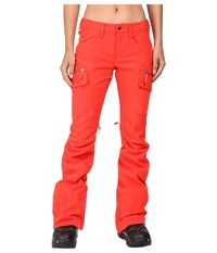 Burton Gloria Pants Coral Women's Casual Pants