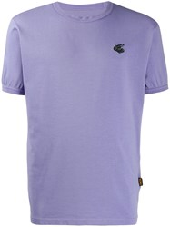 Vivienne Westwood Anglomania Slim Fit T Shirt Purple