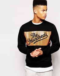 The Hundreds Uptown Sweatshirt Black