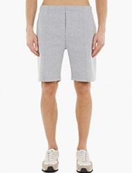 Our Legacy Grey Scuba Pleated Shorts