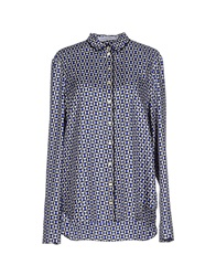 Christian Dior Dior Shirts Blue