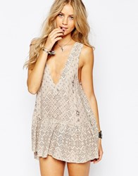Free People Say It With A Layer Cami Tea