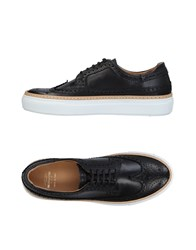 Pantofola D'oro Lace Up Shoes Black