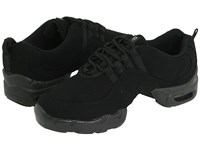 Bloch Canvas Boost Black Lace Up Casual Shoes