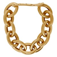 Marni Gold Branch Nature Necklace