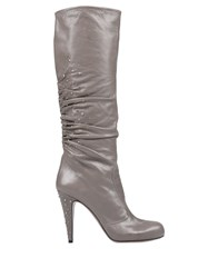 Eva Turner Boots Grey